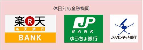 マネーウォークが対応している銀行口座の種類